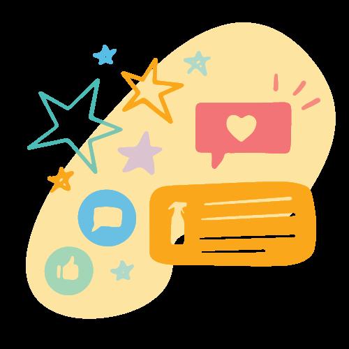 Digital-Demo-Social-Sharing